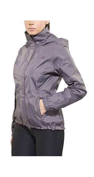 The North Face Resolve Jacket Women Rabbit Grey